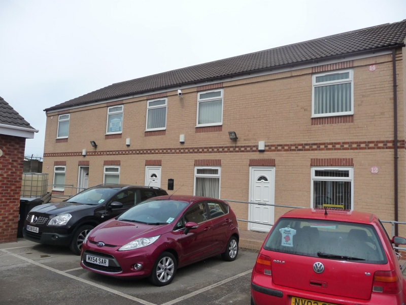 Office Suite, Usworth Enterprise Park, Usworth Road, Hartlepool, TS25 1PD