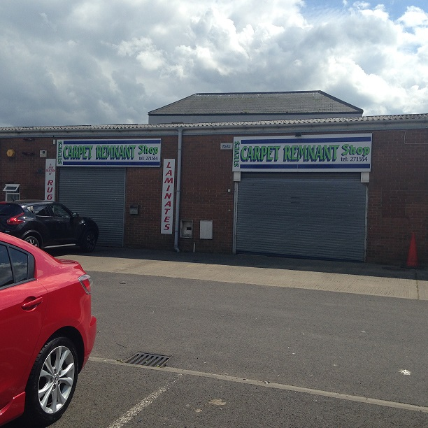 Light Industrial Units For Rent In Derby: Unit 12 & 13, Atkinson Ind. Est, Burn Road, Hartlepool