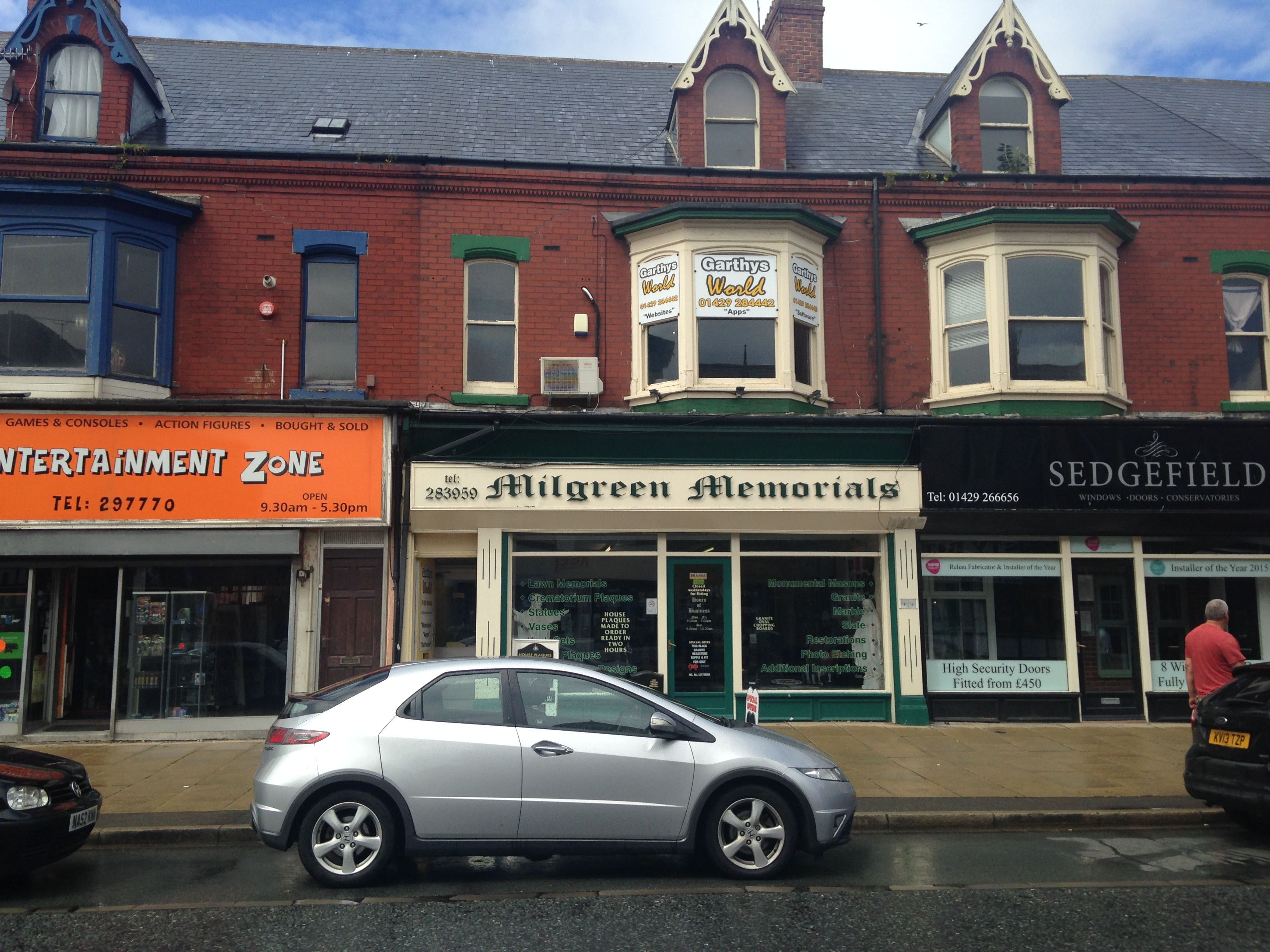 First and Second Floor Offices, 165 York Road, Hartlepool, TS26 9EQ