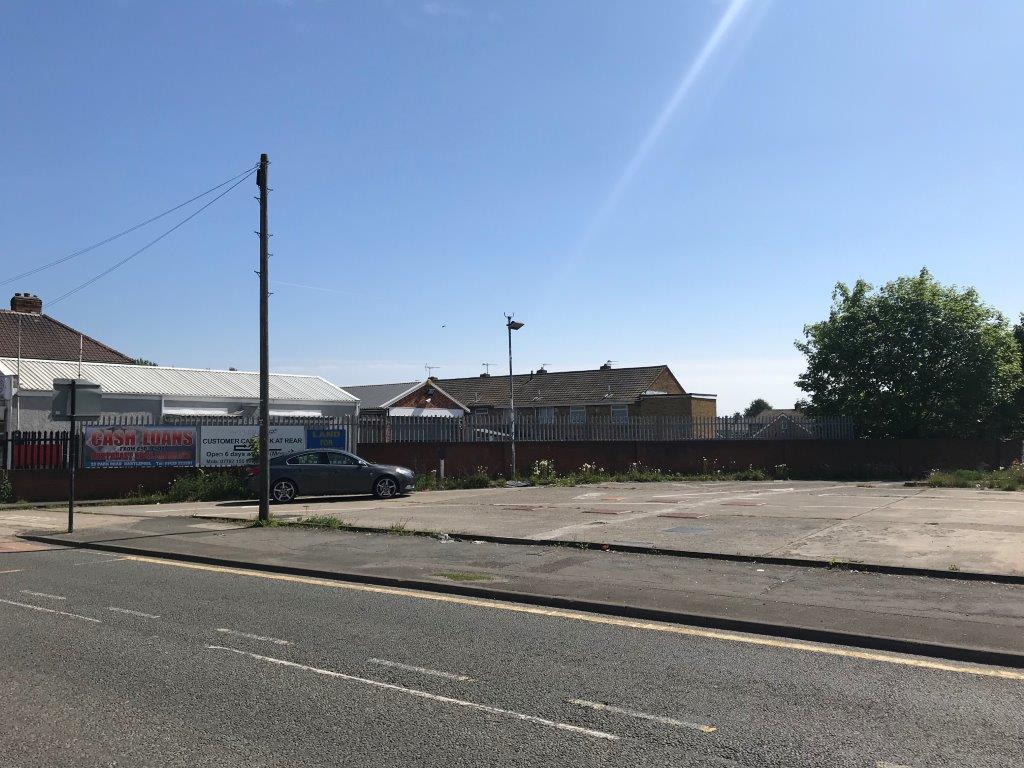 Former Hand Car Wash, Adjacent to Travellers Rest, Stockton Road, Hartlepool, TS25 1LA
