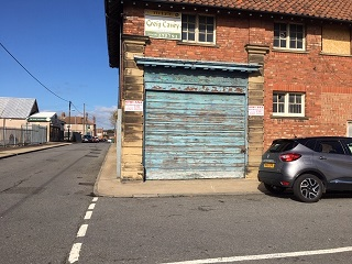 Garage to the Rear of The Co-op, Middle Street, Blackhall, TS27 4EA